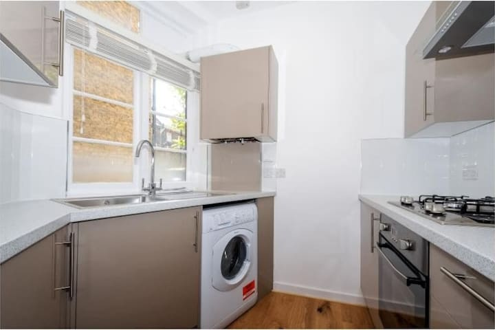 Bright and cozy room in Central London - London - Apartment