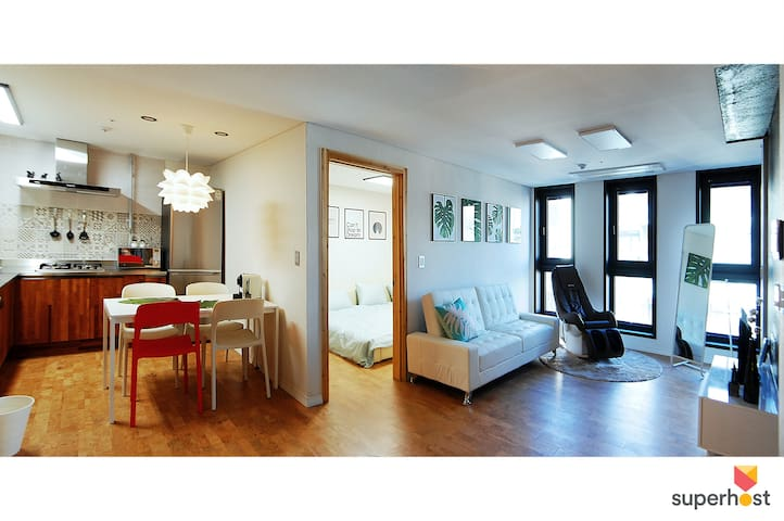 ★Luxury Family House, (for Baby)★2BR, Superhost !!
