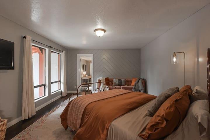 First floor Bedroom 4