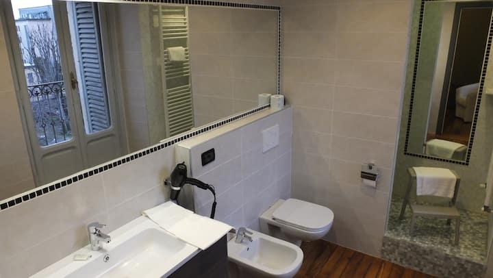 Camera Quintupla in Hotel To Centro p.za Solferino