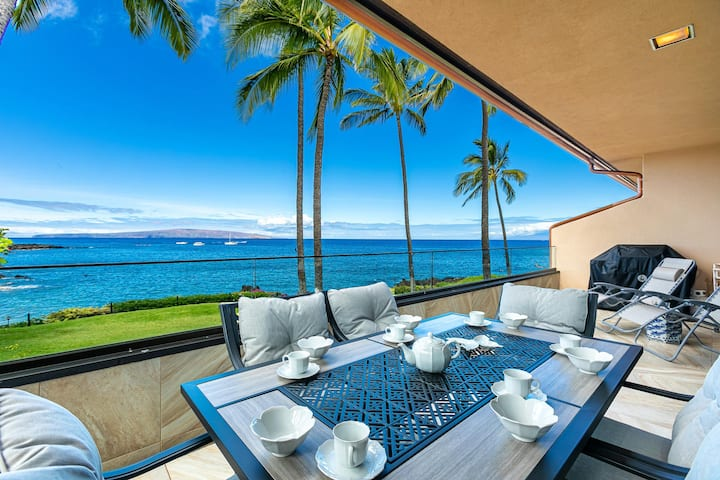 Oceanfront Condo with Spectacular Views! MSF201