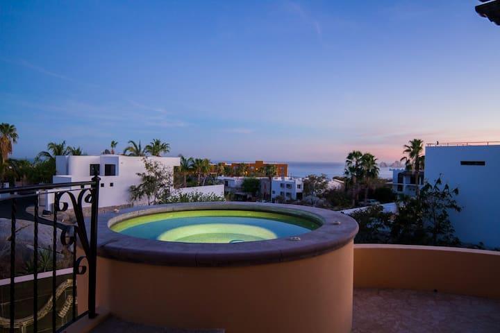 Casa vista al mar Cabo San Lucas