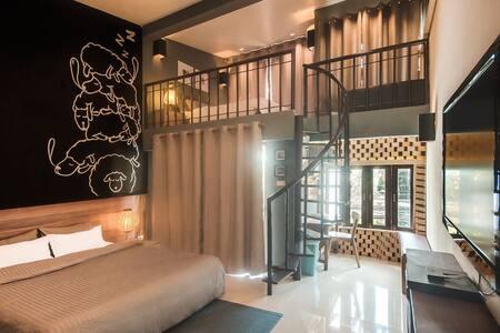 Sheep Sleep Poshtel - Villa 2 Bedrooms