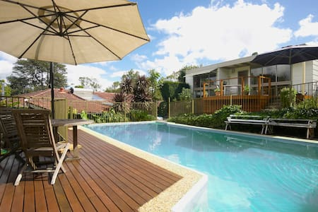Self Contained Studio at Wahroonga - Wahroonga - Dom