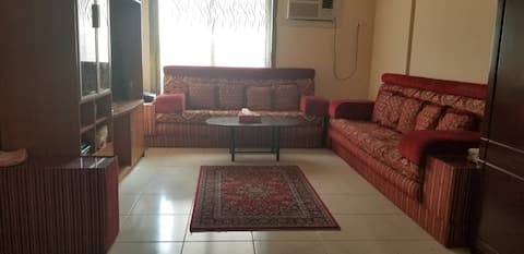 A Fully Furnished Flat near Sharjah Beach