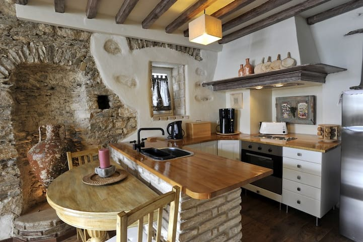 A unique and really beautiful apartment with wonderful design!