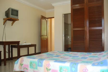 Dumaguete Dive Resort - Twin RmB - Bed & Breakfast