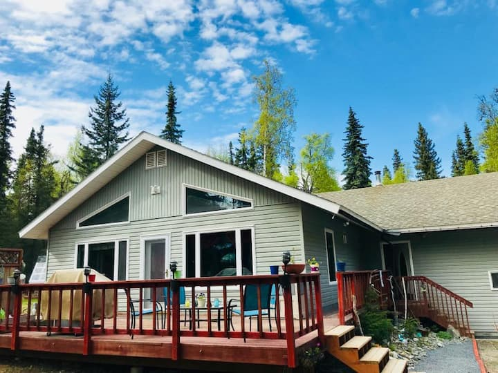 Kenai Peninsula Retreat~
