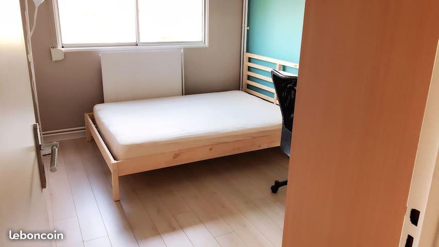 Appartement avec chambre privative