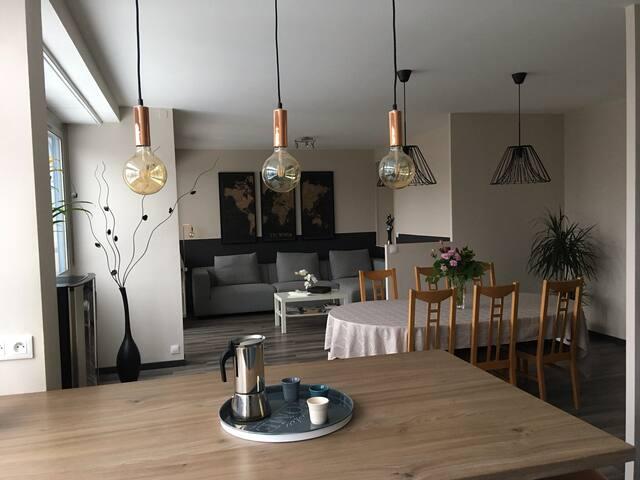 Appartement de goût au Puy en Velay
