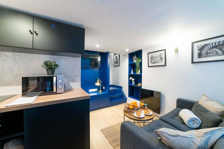 Architect's Duplex - Haut Marais