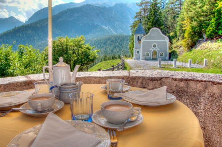 AlpenRetreat, Tyrol,  - Blue Suite - Nassereith