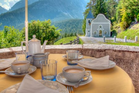 AlpenRetreat, Tyrol,  - Blue Suite - Nassereith - Квартира