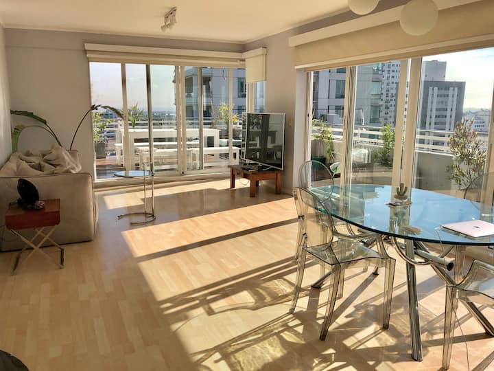 Dream Penthouse, Terrace, View, Pool - Palermo