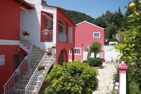 Skevoulis ground-floor No1 Benitses - Corfu - Apartmen