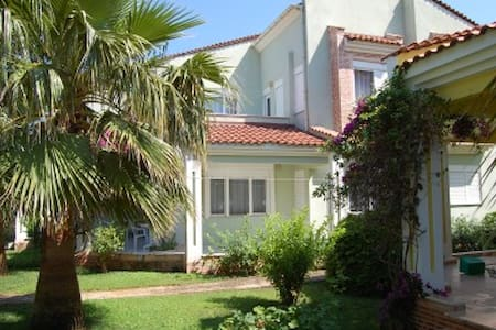 KEMER ÇAMYUVADA Havuzlu 3+1 Dublex Villa - Antalya - Villa