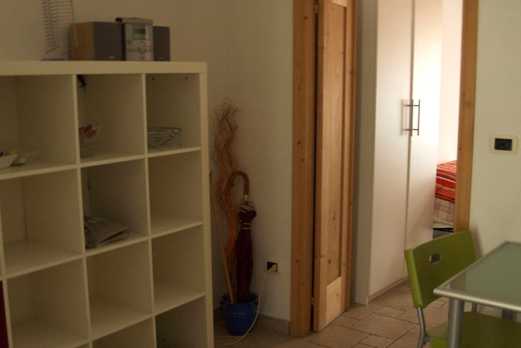 Nice-small apartment in S.Lorenzo