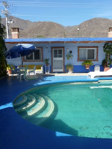 Beautiful apartment in Ajijic, Mex - Ajijic - Lägenhet