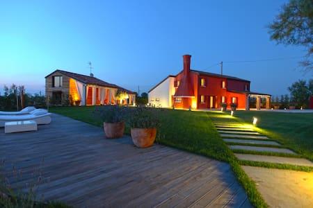 Double room in luxury Villa lagoon - Cavallino-Treporti - Villa