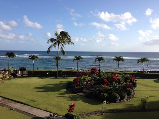PIOPU BEACH KAUAI OCEAN VILLA - one week left 2.17 - Koloa - Villa
