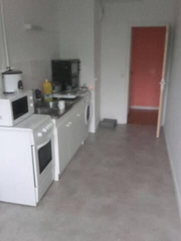 Belle appartement F3 double séjour