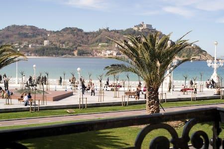IZTUETA, views & location (WIFI) - San Sebastian