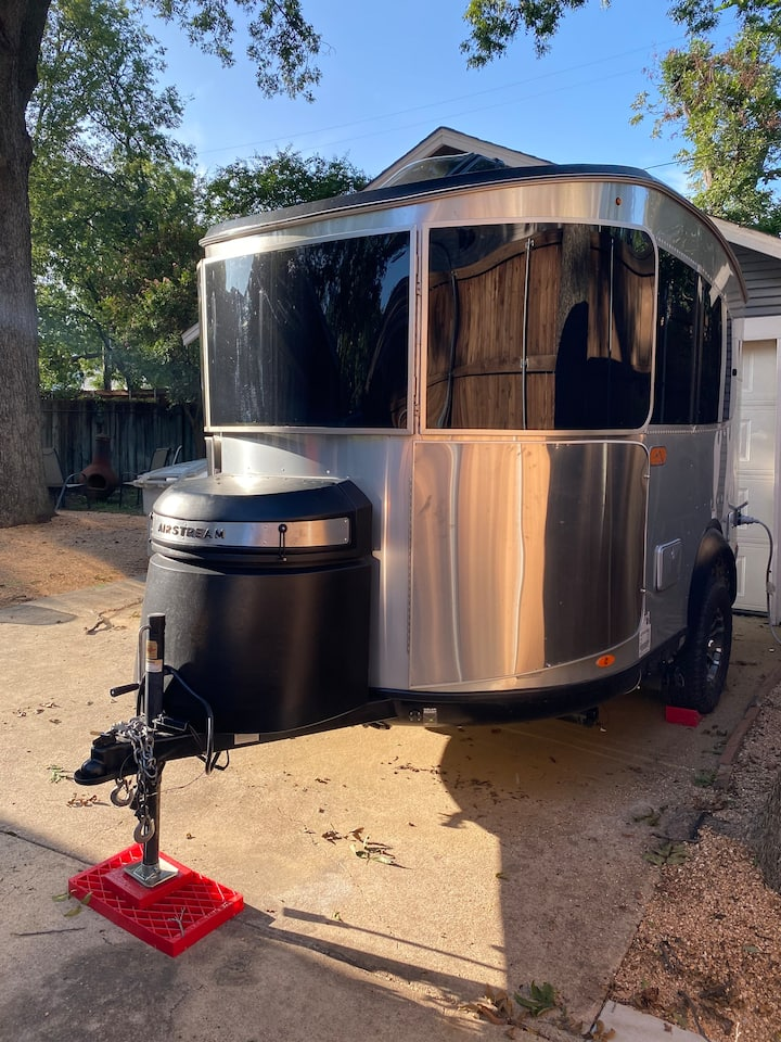 Airstream Oasis Lower Greenville/Vickery Place