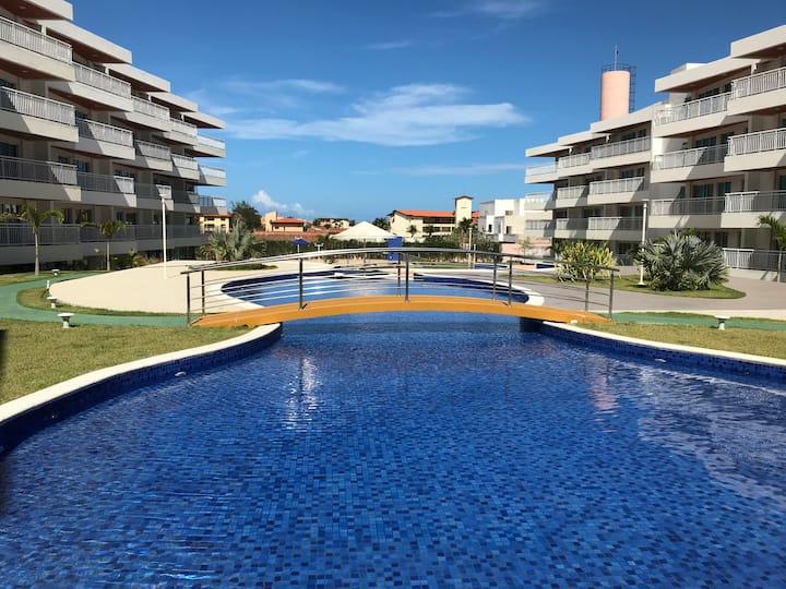 Lindo Apto, 3 suites, Luxo, 600m do Pq Aquático