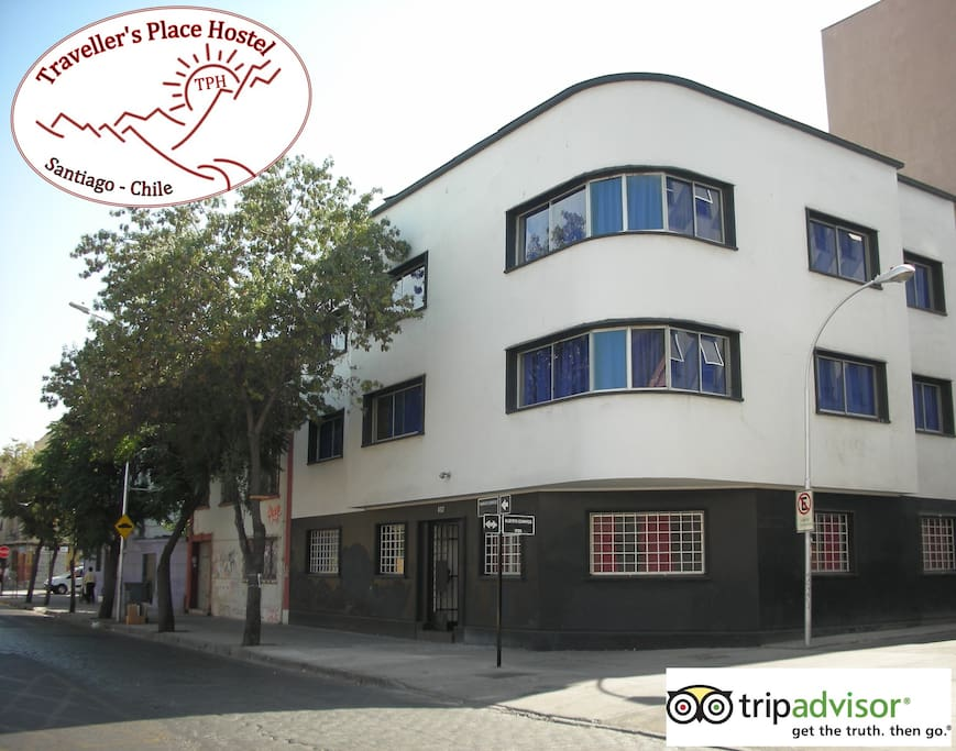 A friendly hostel situated in the heart of barrio brazil, bohemian disctrict 10 mn walking  to the city center