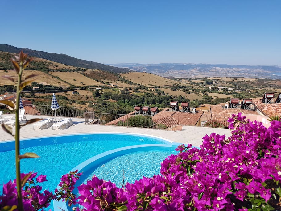 Studio Apartment In Residence With Swimming Pool In Laws For Rent In Trinit D 39 Agultu E