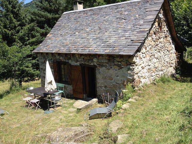 La illo d'Ustou, montagne d'Ariège - Ustou - Haus