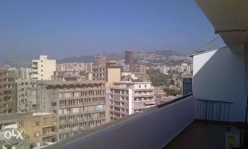 Rooftop furnished apt- Beautiful view