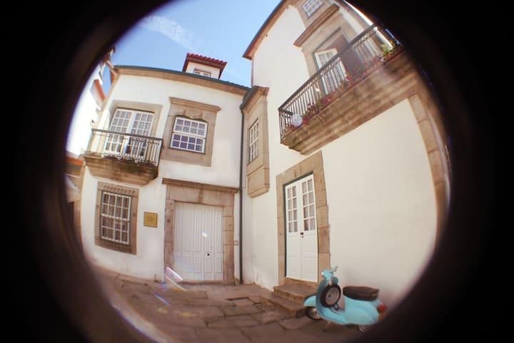 ó meu amor - Rooms Hist Centre City - Viana do Castelo - Casa