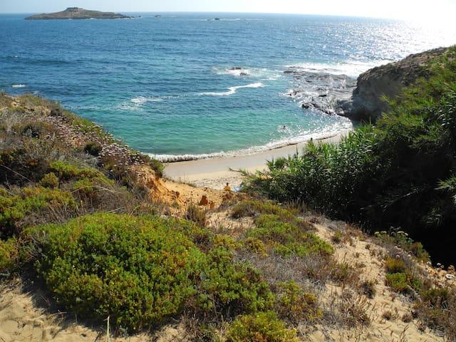 Entspannen und Erleben am Atlantik - Sines Municipality - Talo