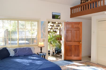 Quiet Charming Studio Apartment - Petaluma - Lejlighed