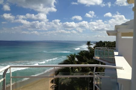 2 story Penthouse on Sandy beach! - Aguada
