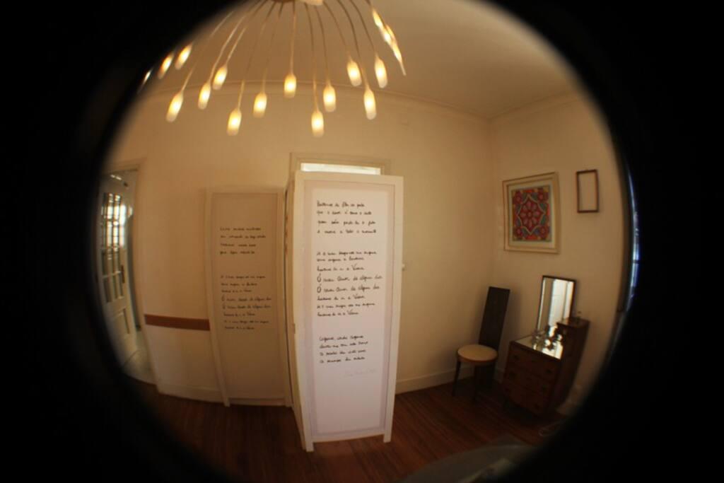 sala de estar - sitting room