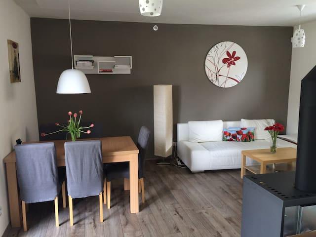 Malebný rodinný dům 20 minut do centra - Prague - House