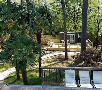 """Tiny House"" w/Arcade, Pool, Gym -Close to Atlanta - Lithia Springs - 其它"