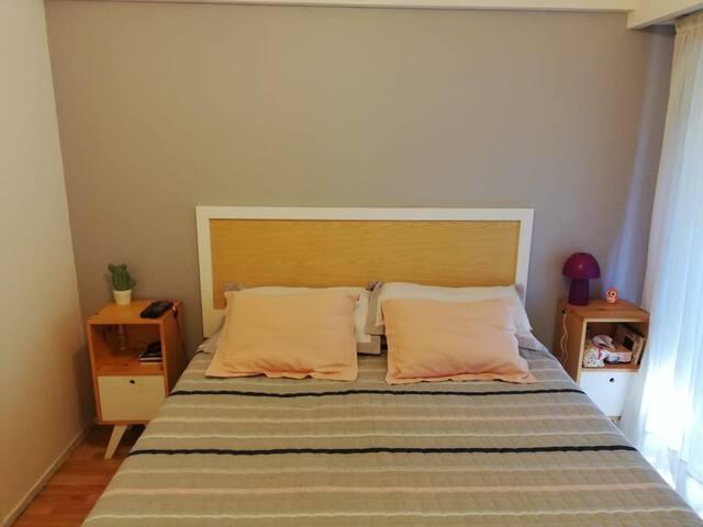 Beautiful 2 room apartment near Palermo