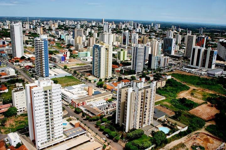 Curta o melhor de Cuiabá!!! VG Cidade Aeroporto