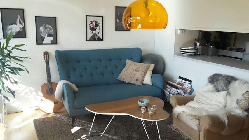 Cozy apartment close to Carlsberg - Kodaň - Byt