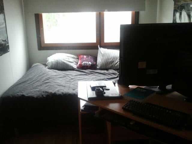 Pieni huone hätämajoitukseen - Helsinki - Departamento