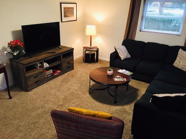 Cozy suite located near Chattanooga & Dalton