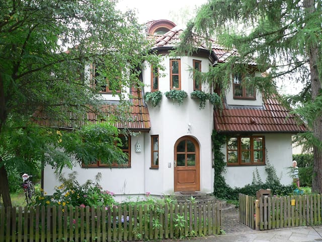 Cozy apartment in the green Tegel