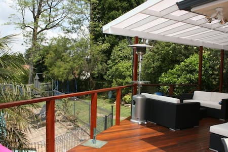 Lovely large family home in Pymble - Pymble - House