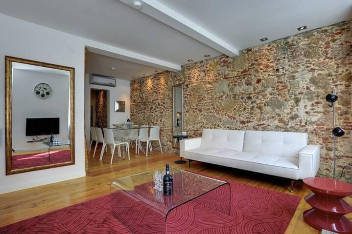 BAIXA 4- Lisbon Center - Lisboa - Apartamento