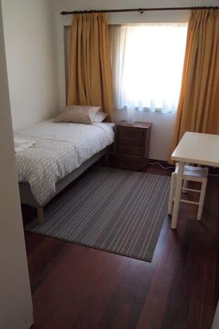 3rd bedroom, 1 single bed