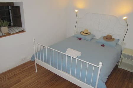 DOUBLE BEDROOM IN COTTAGE IN IBIZA - Santa Eulària des Riu