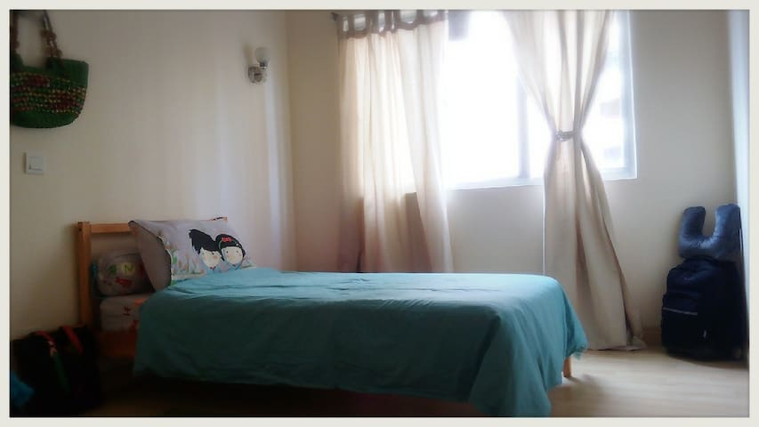 Cozy and convenient room with private bathroom - Kuala Lumpur - Appartement